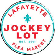 Layfayette Jockey Lot Flea Market logo