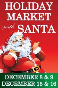 Santa Claus Holiday Market 2018