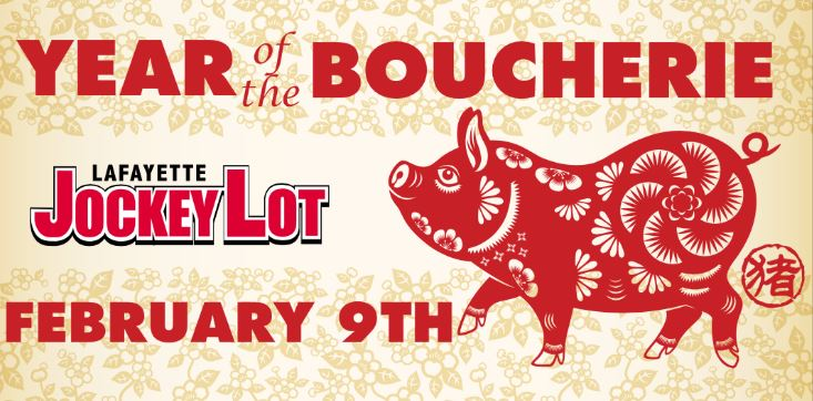 feb event at Jockey Lot Open Air Market