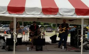 Live Music Wesley Savoiu-Lafayette Jockey Lot Block Party