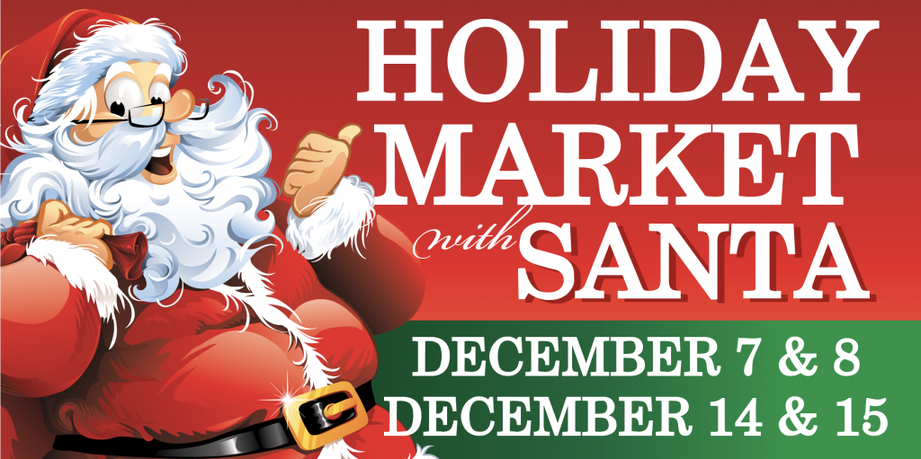 Lafayette Jockey Lot Holiday Market 2019
