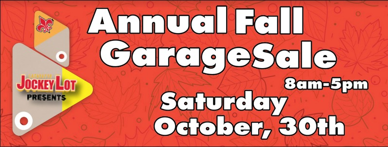 2021 Fall Garage Sale Event