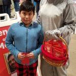 Lafayette Jockey Lot 2020 Chinese New Year Rat Costume